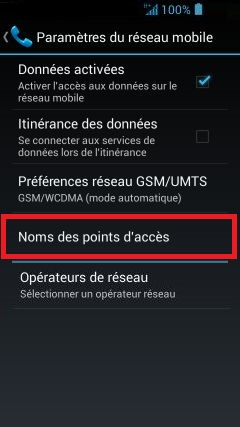 MMS Acer 4.2 point acces