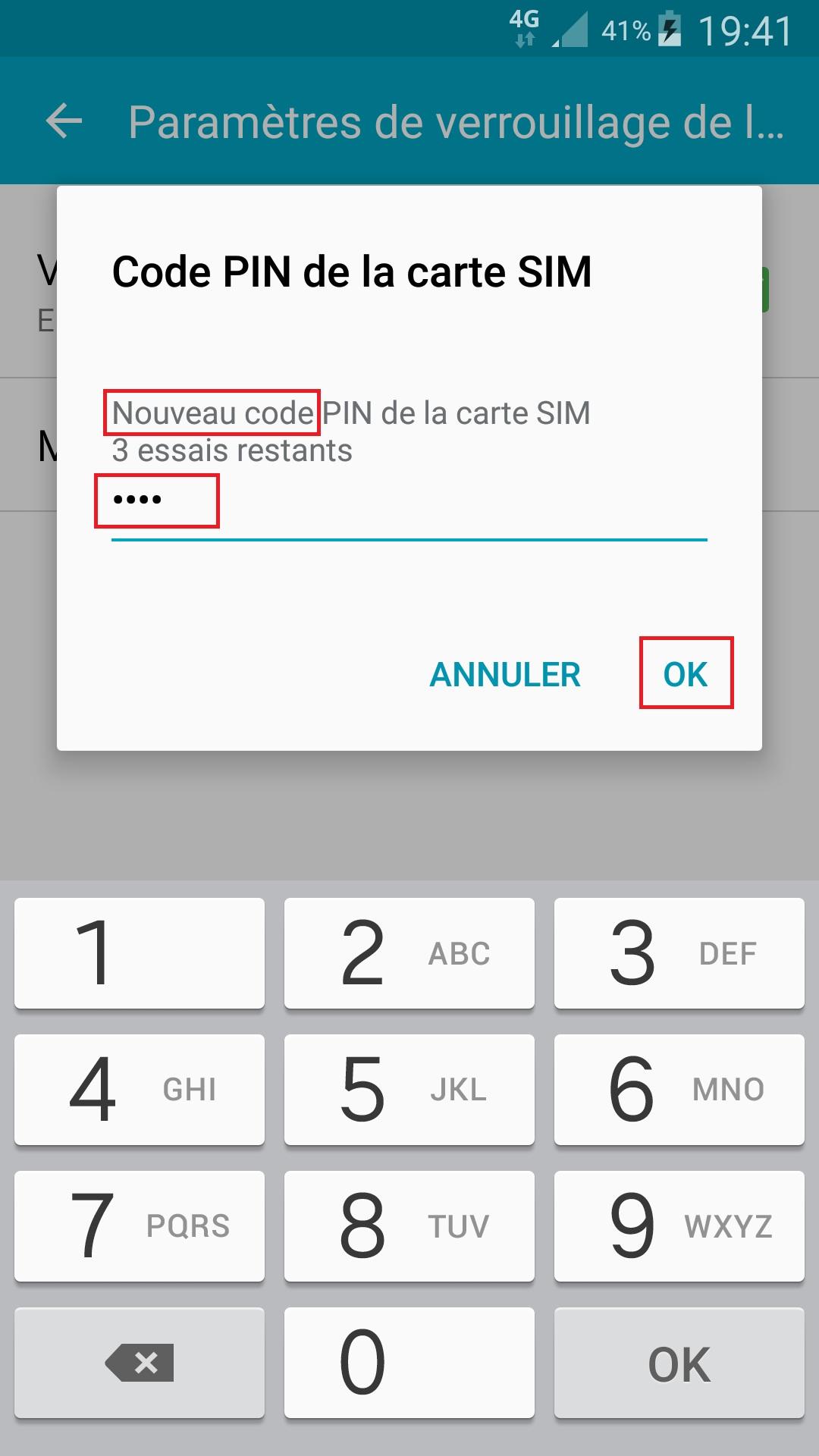 contact code pin ecran verrouillage Acer android 4.2 code pin nouveau