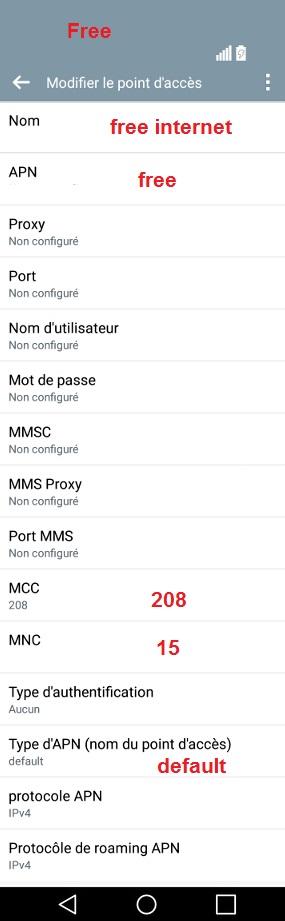 LG android 5 x APN internet free • mobidocs