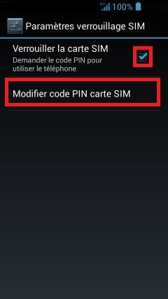 contact code pin ecran verrouillage Acer android 4.2 modifier code PIN